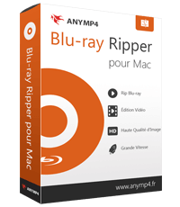 AnyMP4 Blu-ray Ripper pour Mac Discount Coupon
