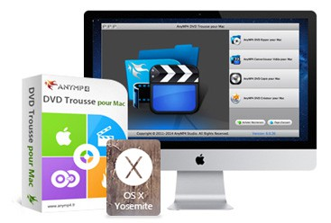 AnyMP4 DVD Trousse pour Mac Discount Coupon