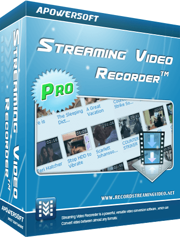 Apowersoft Streaming Video Recorder promo code