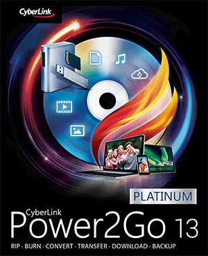 CyberLink Power2GO promo code