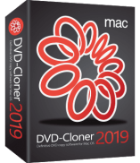 DVD-Cloner for Mac Boxshot