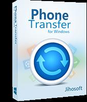 jihosoft transfert