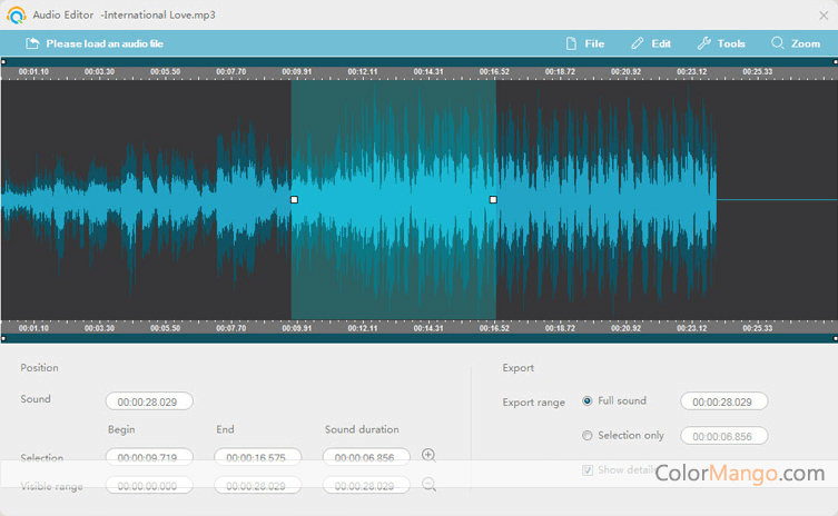 Apowersoft Streaming Audio Recorder Capture D'écran