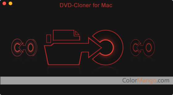 DVD-Cloner for Mac Capture D'écran