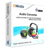 4Media Audio Converter for Mac Discount Coupon