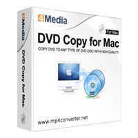 4Media DVD Copy for Mac de remise