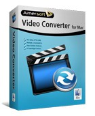 Aimersoft Video Converter for Mac Discount Coupon
