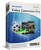 Aimersoft Video Converter Pro Discount Coupon