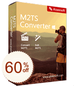 Aiseesoft M2TS Converter Discount Coupon