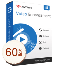 AnyMP4 Video Enhancement Discount Coupon