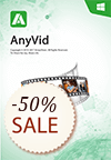 AnyVid Discount Coupon
