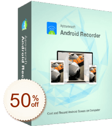 Apowersoft Enregistreur Android Discount Coupon