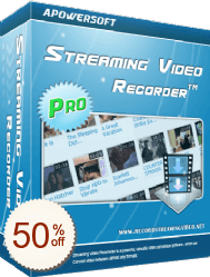 Apowersoft Streaming Video Recorder de remise