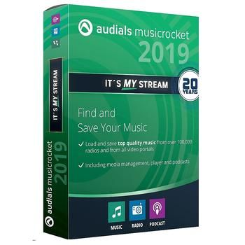 Audials Music Rocket Discount Coupon