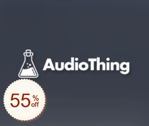 AudioThing Discount Coupon