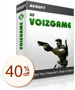 AV VoizGame Discount Coupon