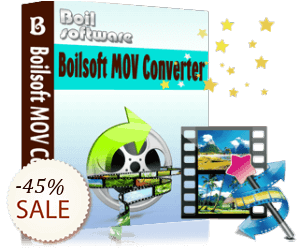 Boilsoft MOV Converter Discount Coupon