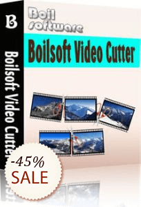 Boilsoft Video Cutter Discount Coupon