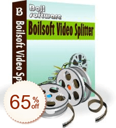 Boilsoft Video Splitter Discount Coupon