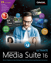 CyberLink Media Suite Discount Coupon