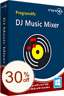 DJ Music Mixer Discount Coupon