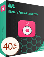DRmare Audio Converter Discount Coupon