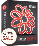 DVD-Cloner for Mac Shopping & Trial