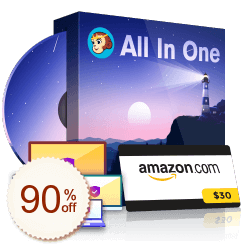 DVDFab All-In-One Lifetime Gift Discount Coupon