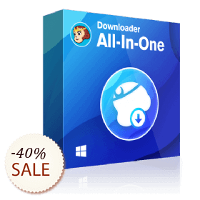 DVDFab Downloader All-In-One Discount Coupon