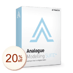 MAGIX Analogue Modelling Suite Plus Discount Coupon