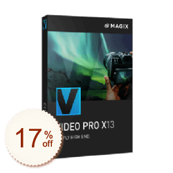 MAGIX Video Pro X Discount Coupon
