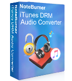 NoteBurner iTunes DRM Audio Converter de remise