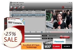 Pavtube MXF Converter Discount Coupon