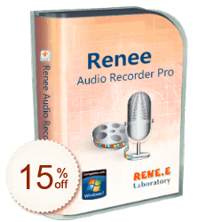 Renee Audio Recorder Pro Discount Coupon