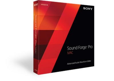 Sound Forge Pro Mac Discount Coupon