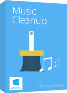 Tenorshare iTunes Music Cleanup Info sur l'escompte