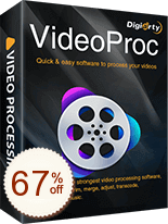 VideoProc Discount Coupon