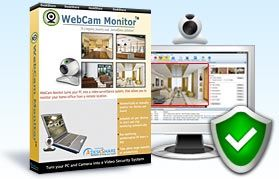 WebCam Monitor de remise