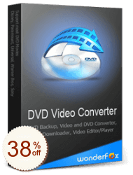 WonderFox DVD Video Converter Info sur l'escompte
