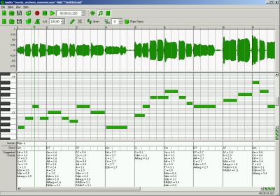 Akoff Music Composer de remise Screenshot