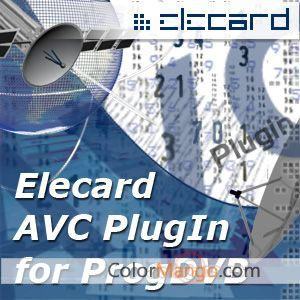 Elecard AVC Plugin for ProgDVB Screenshot
