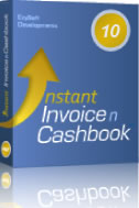 Instant Invoice n Cashbook Boxshot
