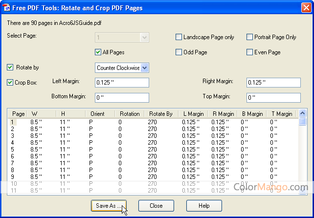 PDFill PDF Tools Capture D'écran