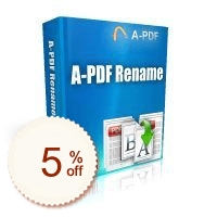 A-PDF Rename Discount Deal