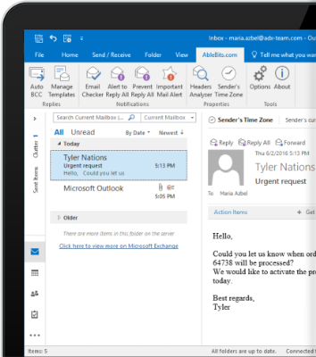 Ablebits Add-ins Collection for Microsoft Outlook Discount Deal