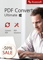 Aiseesoft PDF Converter Ultimate Discount Coupon