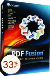 Corel PDF Fusion Discount Coupon