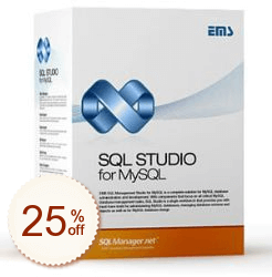 EMS SQL Management Studio for MySQL Discount Coupon