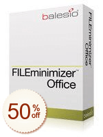 FILEminimizer Office Discount Deal