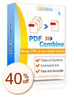 PDF Combine Discount Coupon
